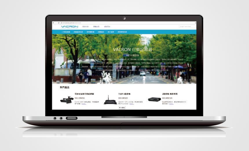 馥鴻科技, 行車記錄器, 網站設計, RWD, 網路行銷, 產品攝影, 平面設計