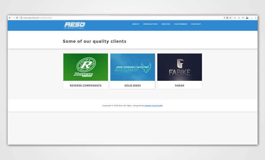 惢立德有限公司 網站設計